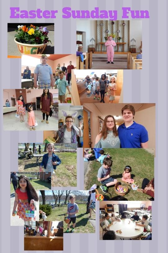 Easter Sunday Fun